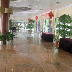 Qing Yuan Hotel интерьер отеля