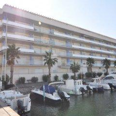 Отель Port Canigo Испания, Курорт Росес - отзывы, цены и фото номеров - забронировать отель Port Canigo онлайн приотельная территория