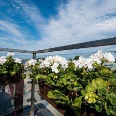 Promenade Hotel Лиепая балкон