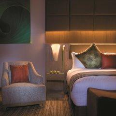 Traders Hotel Qaryat Al Beri Abu Dhabi, by Shangri-la комната для гостей