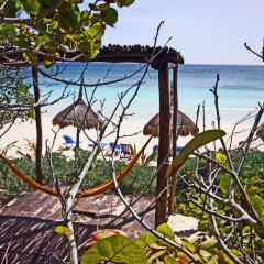 Hotel Dos Ceibas Eco Retreat пляж фото 2