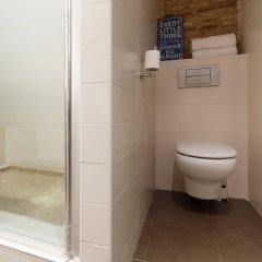 Отель AinB Picasso - Corders Испания, Барселона - отзывы, цены и фото номеров - забронировать отель AinB Picasso - Corders онлайн ванная фото 2