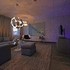 Отель Scandic Grand Tromsø развлечения