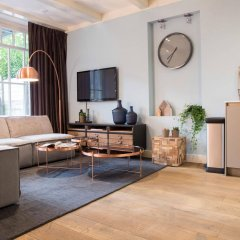 Апартаменты Cityden City Suite Apartments комната для гостей