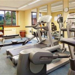 Отель Holiday Inn Northampton West M1 Junc 16 фитнесс-зал фото 2