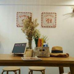 The Onion Hostel at Flower Market питание