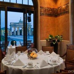 Отель Adlon Kempinski Берлин помещение для мероприятий