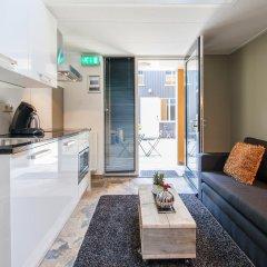 Отель Allure Garden Apartments Нидерланды, Амстердам - отзывы, цены и фото номеров - забронировать отель Allure Garden Apartments онлайн комната для гостей фото 2
