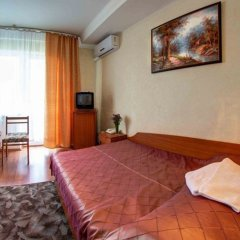 Гостиница Голосеевский комната для гостей фото 3