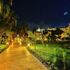 Отель Lyra Resort - All Inclusive Сиде спортивное сооружение