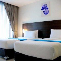 Rodina Beach Hotel комната для гостей