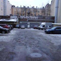 Гостиница Latti St.Petersburg парковка