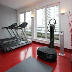 Отель ARCOTEL Kaiserwasser Vienna фитнесс-зал фото 4
