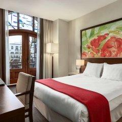 Отель Nh Amsterdam Schiller Амстердам комната для гостей фото 2