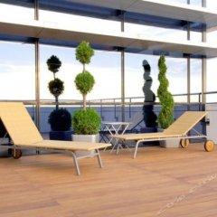 Hotel Antunovic Zagreb балкон