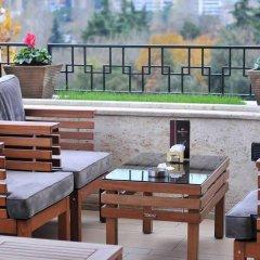 Отель MonarC Hotel Албания, Тирана - отзывы, цены и фото номеров - забронировать отель MonarC Hotel онлайн балкон