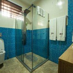Отель Bays Luxury Lodge ванная