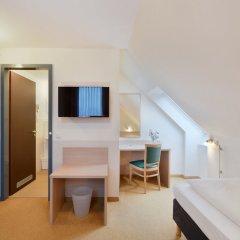 Отель Meinhotel Гамбург комната для гостей фото 3