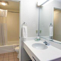 Отель GreenTree Pasadena Inn США, Пасадена - отзывы, цены и фото номеров - забронировать отель GreenTree Pasadena Inn онлайн ванная