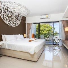 Отель Coral Inn 3* Номер Делюкс разные типы кроватей фото 4