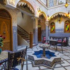 Отель Riad Sidi Fatah Марокко, Рабат - отзывы, цены и фото номеров - забронировать отель Riad Sidi Fatah онлайн питание