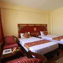Отель Manang Непал, Катманду - отзывы, цены и фото номеров - забронировать отель Manang онлайн комната для гостей фото 5