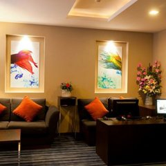 Отель 41 Suite Бангкок интерьер отеля фото 3