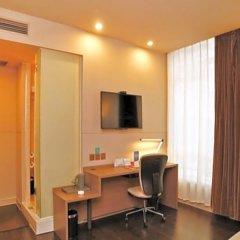 Отель Jinjiang Inn Shenzhen Huanggang Port Китай, Шэньчжэнь - отзывы, цены и фото номеров - забронировать отель Jinjiang Inn Shenzhen Huanggang Port онлайн удобства в номере фото 2