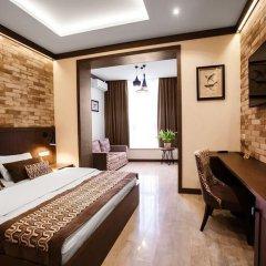 Гостиница Simple комната для гостей фото 7