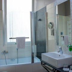 Отель Carat Boutique Hotel Венгрия, Будапешт - 6 отзывов об отеле, цены и фото номеров - забронировать отель Carat Boutique Hotel онлайн ванная