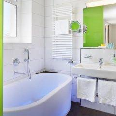 Отель Sorell Ruetli Цюрих ванная