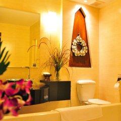 Отель Navatara Phuket Resort сауна