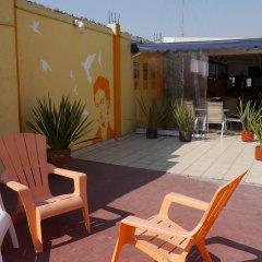 Отель Hostal Amigo Suites Мехико бассейн