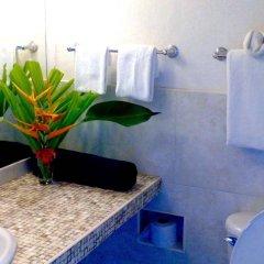 Отель Goblin Hill Villas at San San Ямайка, Порт Антонио - отзывы, цены и фото номеров - забронировать отель Goblin Hill Villas at San San онлайн ванная фото 2