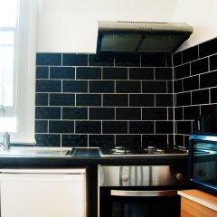 Апартаменты London Euston Luxury Apartments Лондон в номере