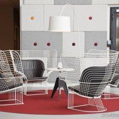 Отель Scandic Sydhavnen Дания, Копенгаген - отзывы, цены и фото номеров - забронировать отель Scandic Sydhavnen онлайн балкон