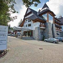 Отель Crocus Польша, Закопане - отзывы, цены и фото номеров - забронировать отель Crocus онлайн парковка