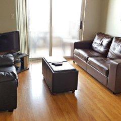 Отель Pelican Suites At Burnaby Канада, Бурнаби - отзывы, цены и фото номеров - забронировать отель Pelican Suites At Burnaby онлайн комната для гостей фото 5