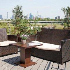 Отель Paragon Apartments Германия, Франкфурт-на-Майне - отзывы, цены и фото номеров - забронировать отель Paragon Apartments онлайн балкон
