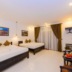 Отель Hoi An Sunny Pool Villa комната для гостей