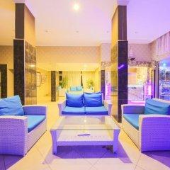 Moda Beach Hotel Турция, Мармарис - отзывы, цены и фото номеров - забронировать отель Moda Beach Hotel онлайн интерьер отеля