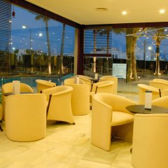 Отель Illot Suite & Spa интерьер отеля