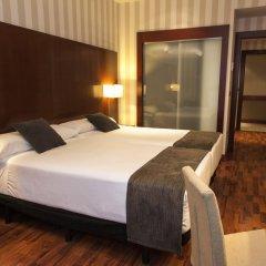 Отель Zenit Coruña комната для гостей фото 5