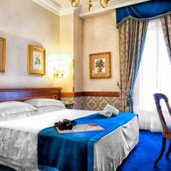 Отель BARBERINI Рим комната для гостей