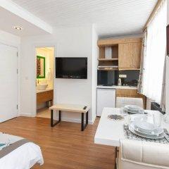 Myra Pera Apartments Турция, Стамбул - отзывы, цены и фото номеров - забронировать отель Myra Pera Apartments онлайн комната для гостей фото 3