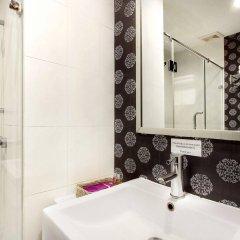 Отель Bally Suite Silom ванная