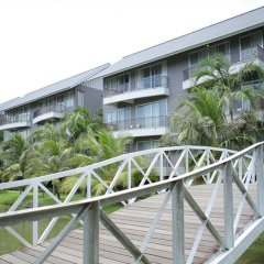 Отель The Leela Resort & Spa Pattaya балкон