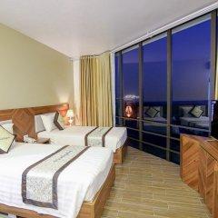 Halong Delight Hotel комната для гостей фото 4