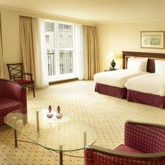Отель Hilton Antwerp Old Town Бельгия, Антверпен - 1 отзыв об отеле, цены и фото номеров - забронировать отель Hilton Antwerp Old Town онлайн комната для гостей фото 2