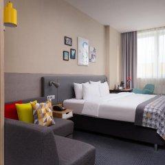 Гостиница Жемчужина 4* Стандартный номер с различными типами кроватей фото 13
